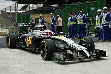 Formel 1 - McLaren: Premiere für den Honda-Motor