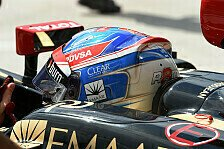 Formel 1 - Nick Chester: Lotus in Abu Dhabi wieder stärker