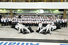 Formel 1 - Manuels Highlight 2014: Williams-Comeback