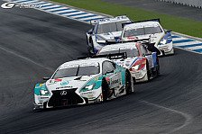 Super GT - Der Nippon-Showdown: Fünf für den Titel