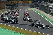 Formel 1 - Vorschau Brasilien GP: Samba mit dem Wettergott