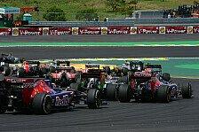 Formel 1 - Wut der kleinen Teams: Tod der Formel 1?