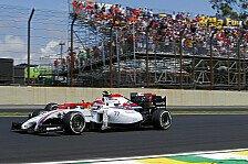 Formel 1 - Williams vor Abu Dhabi: Ein Sieg für Frank