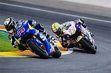 MotoGP - Suzuki: Katerstimmung nach Comeback