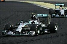 Formel 1 - Mercedes Vorschau: Abu Dhabi GP