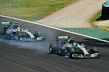 Formel 1 - Hill: Hamilton hat in Abu Dhabi alles zu verlieren