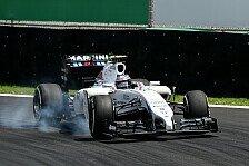 Formel 1 - Williams: Platz drei soll nur der Anfang sein