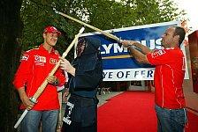 Formel 1 - Jeder gegen jeden: Die Teamduelle 2005