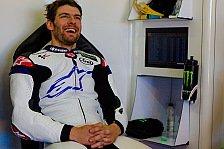 MotoGP - Crutchlow nach Test-Sturz: Gefühlt wie ein Idiot