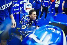 MotoGP - Aleix Espargaro: Kreuzbandeinriss nach Crash