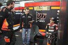 MotoGP - Bradl: Federungs-Experiment geht schief