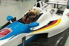 Formel E - Abt goes Indycar