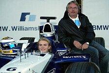 Vater-Sohn-Gespanne in der Formel 1: Die Rosbergs machen es wie die Hills