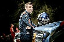 WRC - Paddon: Angebote von Hyundai und Citroen