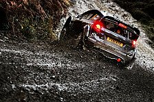 WRC - Vorschau Rallye Großbritannien