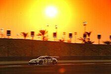 WEC - Bahrain: Porsche Team Manthey aus Reihe drei
