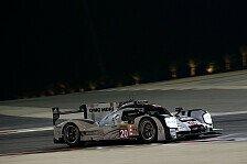 WEC - Bahrain: Erstes Doppelpodium für Porsche 2014