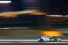 WEC - Porsche schnappt sich die Pole in Bahrain