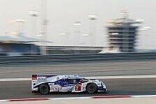 WEC - Bahrain: Toyota triumphiert in der Wüste