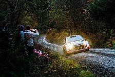 WRC - Paddon: 2015 bei neun Rallyes am Start?
