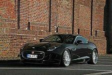 Auto - Rheinisches Tuning für den Jaguar F-Type