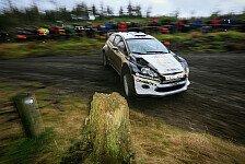 WRC - M-Sport startet 2015 mit Evans und Tänak