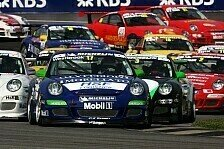 Supercup - Runde 9 in Magny Cours