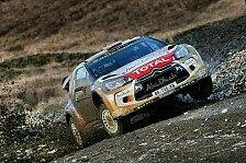 WRC - Mads Östberg bleibt 2015 bei Citroen