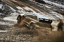 WRC - Volkswagen: One-Man-Show statt Super-Duell
