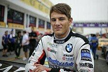 Formel 1 - DTM-Champion Wittmann testet für Toro Rosso