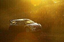 WRC - Citroen verlängert mit Meeke