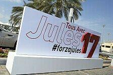 Eigene Straße für verstorbenen Jules Bianchi in Nizza