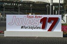 Formel 1 - Nach Bianchi-Unfall: Ogier verflucht seinen Job