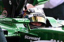 Formel 1 - Fährt Kobayashi für Manor?