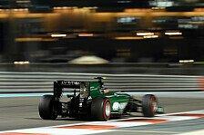 Formel 1 - Caterham: Gewinn durch Crowdfunding