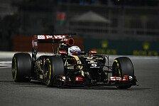 Formel 1 - Grosjean fühlt sich von Top-Teams übergangen