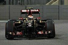 Formel 1 - Grosjean: Mit neuem Fahrstil an die Spitze