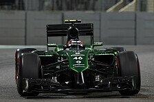 Formel 1 - Caterham: Teilnahme ein Riesenerfolg