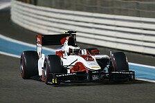 GP2 - Abu Dhabi: Dominanter Sieg von Vandoorne