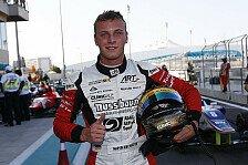 GP3 - Kirchhöfer beendet Rookiesaison als Gesamtdritter