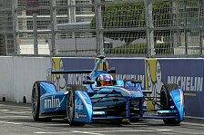Formel E - Argentinien: Da Costa gewinnt Chaos-Rennen