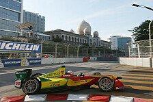 Formel E - Video: Vorschau auf den Malaysia ePrix in Putrajaya
