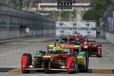 Formel E - Abt: Unser Auto sieht cool aus