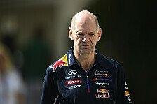 Formel 1 - Red Bull: Newey hat weiterhin großen Einfluss