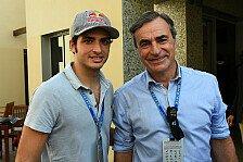 Formel 1 - Carlos Sainz will nicht länger Junior sein