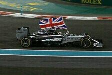 Formel 1 - Das sind die Tops & Flops 2014