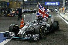 Formel 1 - Abu Dhabi GP: Team für Team