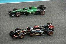 Formel 1 - Sauber, Lotus & Co: Wie geht es 2015 weiter?