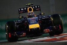 Formel 1 - Red Bull vermeldet Rekordausgaben