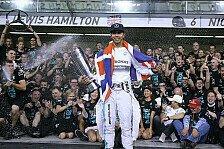 Formel 1 - Wer wird Weltmeister 2015?